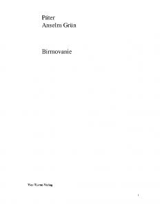 Kniha: Anselm Grun o sviatosti birmovania