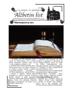 Alžbetin list 49